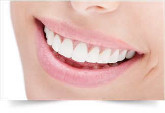 Porcelain veneers are thin pieces of dental porcelain that fit over the front of your teet
